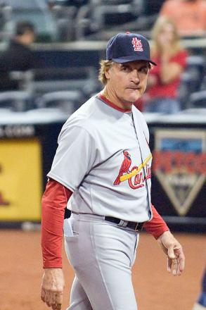Picture of quotation author Tony La Russa