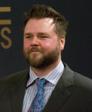 Picture of quotation author Tyler Labine