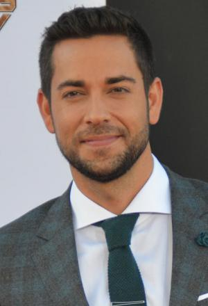 Picture of quotation author Zachary Levi