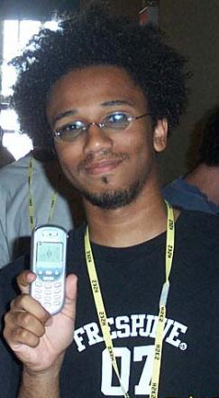 Picture of quotation author Aaron McGruder
