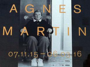 Picture of quotation author Agnes Martin