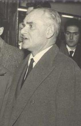 Picture of quotation author Alberto Moravia