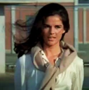 Picture of quotation author Ali MacGraw