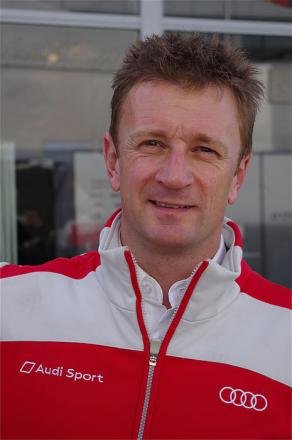Picture of quotation author Allan McNish