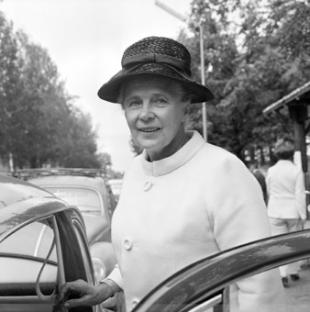 Picture of quotation author Alva Myrdal