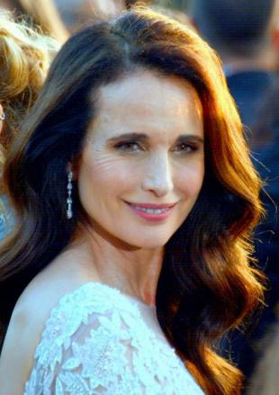 Picture of quotation author Andie MacDowell