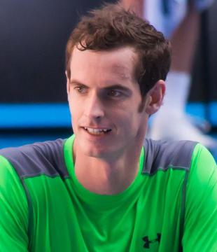 Picture of quotation author Andy Murray