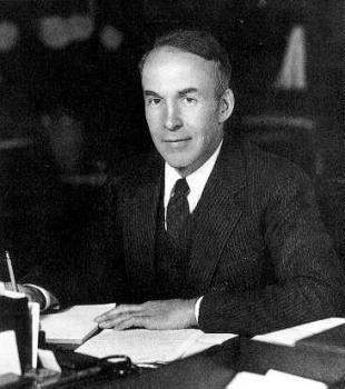Picture of quotation author Archibald MacLeish