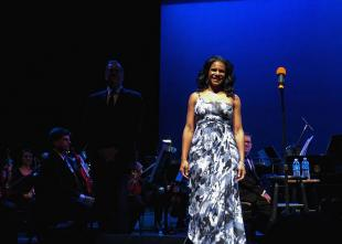 Picture of quotation author Audra McDonald