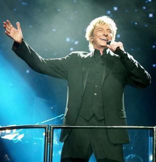 Picture of quotation author Barry Manilow