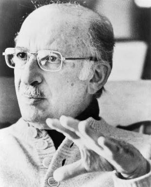Picture of quotation author Bernard Malamud