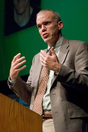 Picture of quotation author Bill McKibben