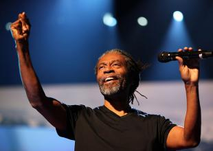 Picture of quotation author Bobby McFerrin