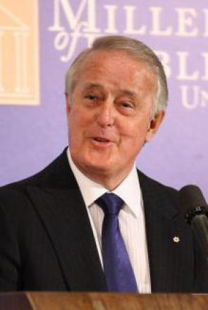 Picture of quotation author Brian Mulroney