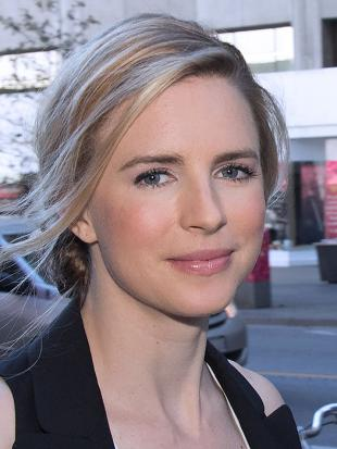 Picture of quotation author Brit Marling
