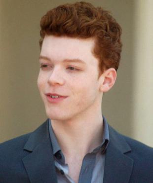Picture of quotation author Cameron Monaghan