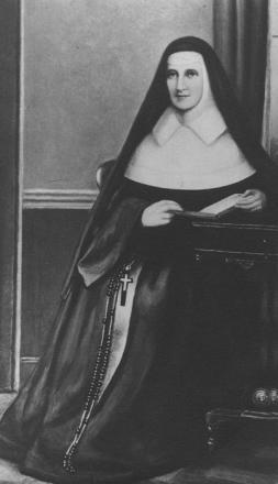 Picture of quotation author Catherine McAuley