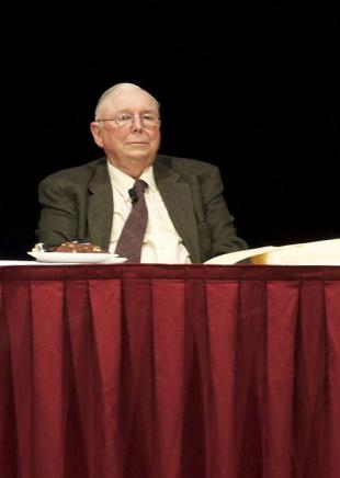 Picture of quotation author Charlie Munger