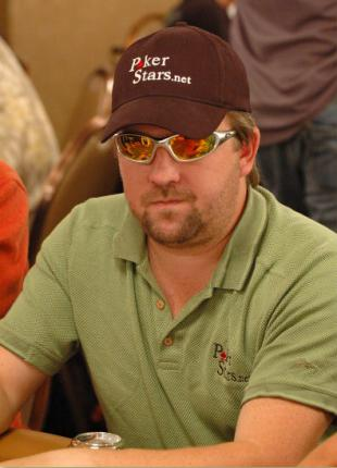 Picture of quotation author Chris Moneymaker