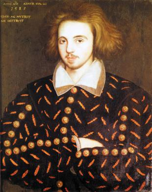 Picture of quotation author Christopher Marlowe