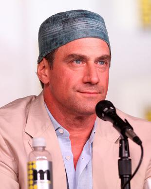 Picture of quotation author Christopher Meloni