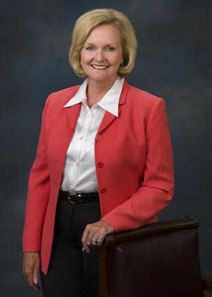 Picture of quotation author Claire McCaskill