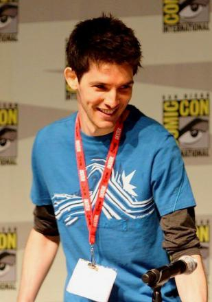 Picture of quotation author Colin Morgan
