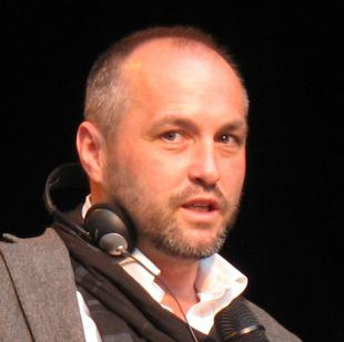 Picture of quotation author Colum McCann
