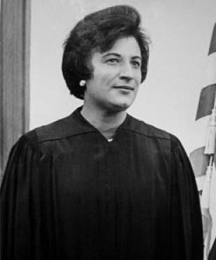 Picture of quotation author Constance Baker Motley