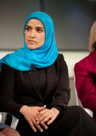 Picture of quotation author Dalia Mogahed