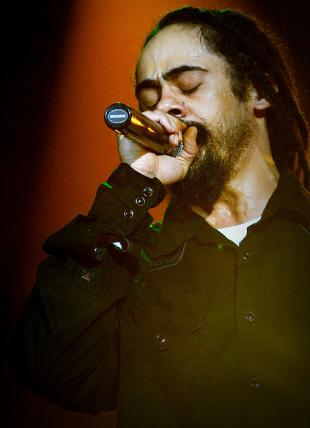 Picture of quotation author Damian Marley