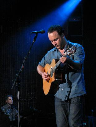 Picture of quotation author Dave Matthews
