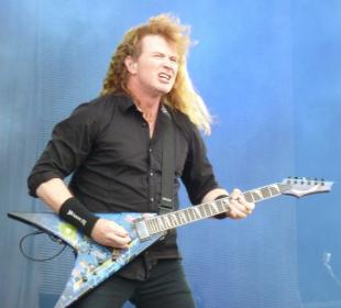 Picture of quotation author Dave Mustaine
