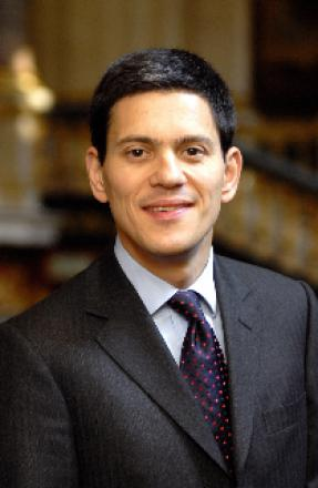 Picture of quotation author David Miliband