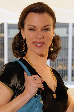 Picture of quotation author Debi Mazar