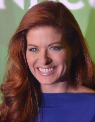 Picture of quotation author Debra Messing