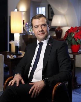 Picture of quotation author Dmitry Medvedev