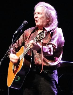 Picture of quotation author Don McLean