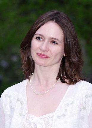 Picture of quotation author Emily Mortimer