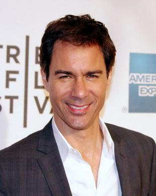 Picture of quotation author Eric McCormack