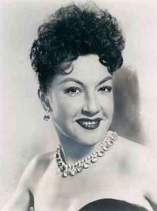 Picture of quotation author Ethel Merman