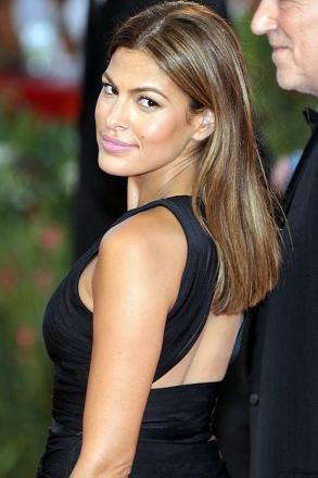 Picture of quotation author Eva Mendes