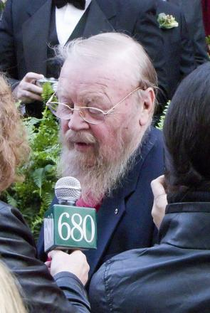 Picture of quotation author Farley Mowat