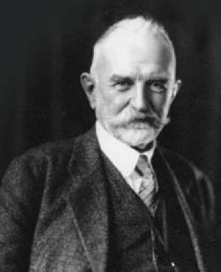 Picture of quotation author George Herbert Mead