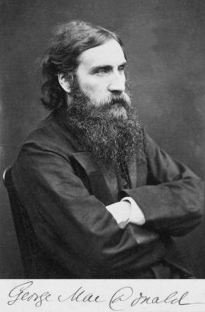 Picture of quotation author George MacDonald