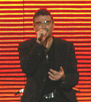 Picture of quotation author George Michael