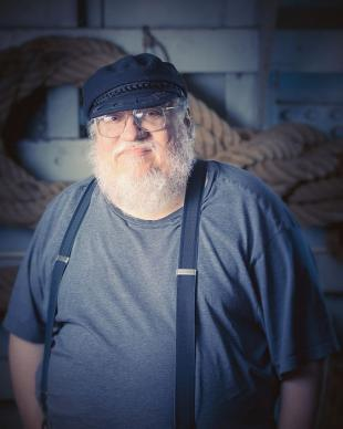 Picture of quotation author George R. R. Martin