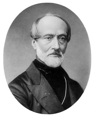 Picture of quotation author Giuseppe Mazzini