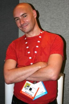 Picture of quotation author Grant Morrison
