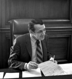 Picture of quotation author Harvey Milk